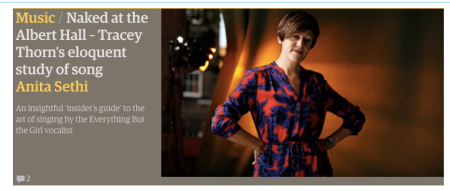 portfolio - tracey thorn review
