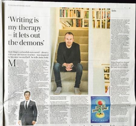 Telegraph - interview with Matt Haig by Anita Sethi.jpg