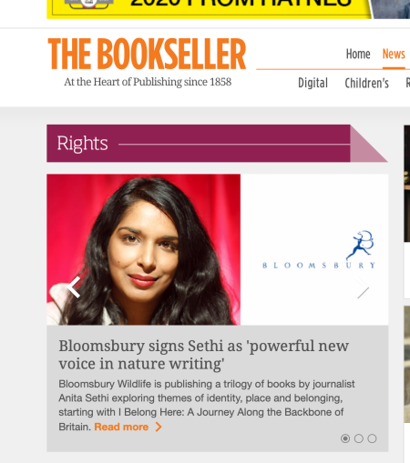 Bookseller - rights