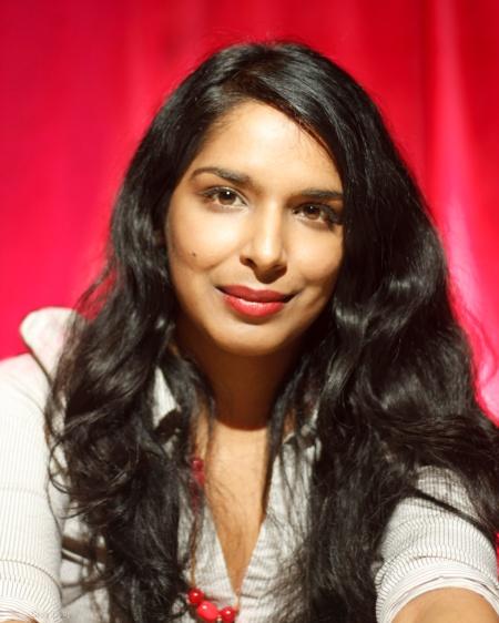 Anita Sethi profile photo - in colour