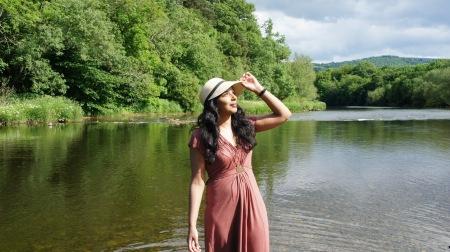 Anita Sethi - river
