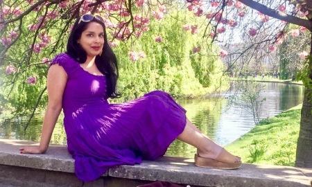 Anita Sethi - springtime